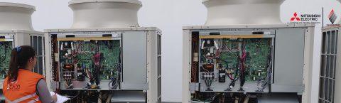 Mantenimiento de Sistemas de Climatización y Ventilación